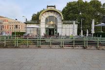 Otto Wagner Pavillon Karlsplatz, Vienna, Austria