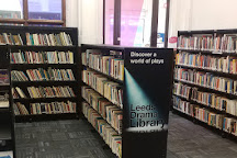 Leeds Central Library, Leeds, United Kingdom