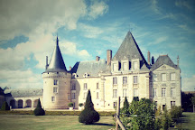 Chateau d'Azay le Ferron, Azay-le-Ferron, France