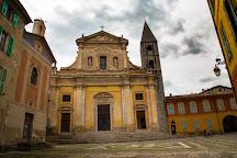 Sospel Cathedrale, Sospel, France