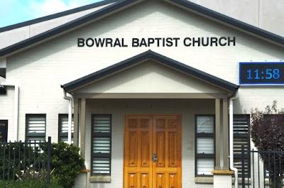 Bowral Baptist Church
