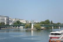 Statue de la Liberte, Paris, France