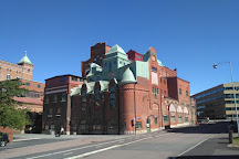 Rödasten Konsthall, Gothenburg, Sweden