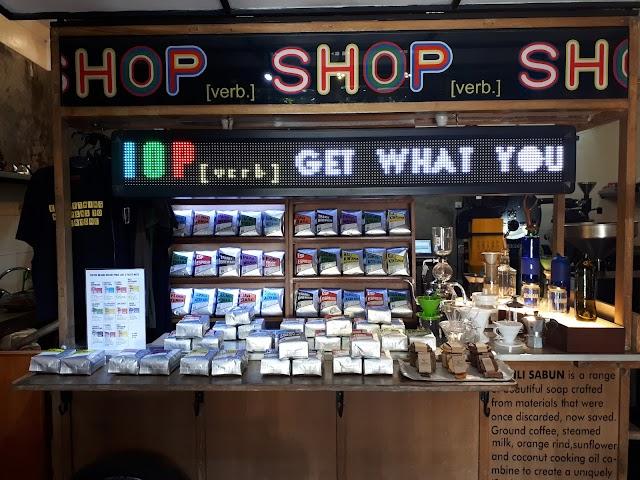 Seniman Coffee Shop & Roastery
