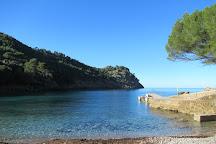 Cala Tuent, Sa Calobra, Spain