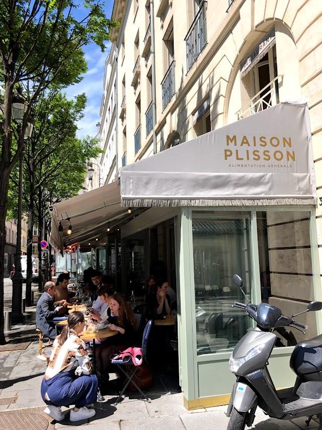 Maison Plisson Saint Honoré
