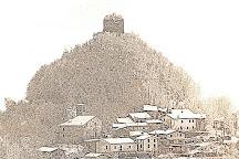 Castello di Oramala, Val di Nizza, Italy