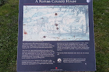 Great Witcombe Roman Villa, Gloucester, United Kingdom