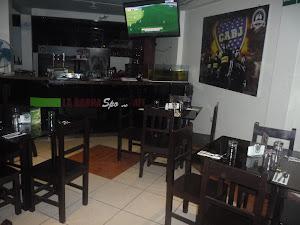 La Barra Sports café 2