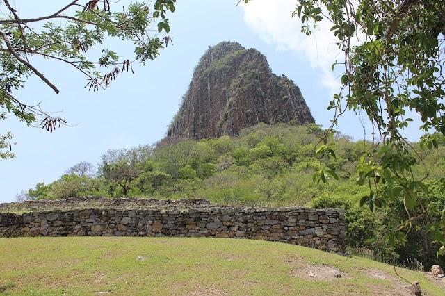 Quiahuiztlan Archaeological Zone
