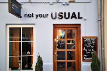 Not Your Usual Wine bar - Vin bar, Copenhagen, Denmark