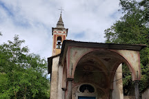Santuario della Madonna dell'Acquasanta, Montalto Ligure, Italy