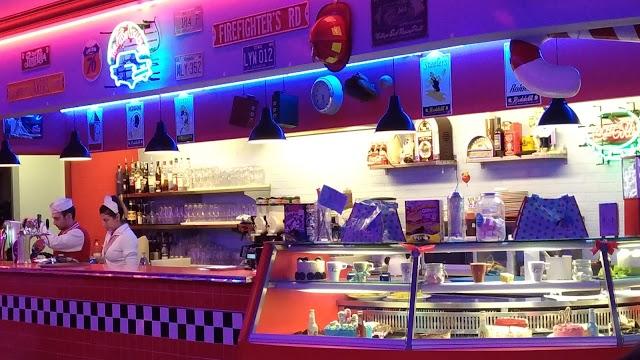 1950 American Diner - LIVORNO