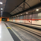 Train Station  Alcobendas S.S. De Los Reyes