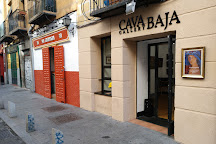 Cava Baja Gallery, Madrid, Spain