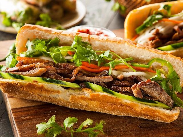 Banh Mi Saigon Sandwich Bar