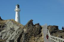 Castlepoint Lighthouse, Castlepoint, New Zealand