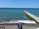 Пляж Санаторій Жовтневий