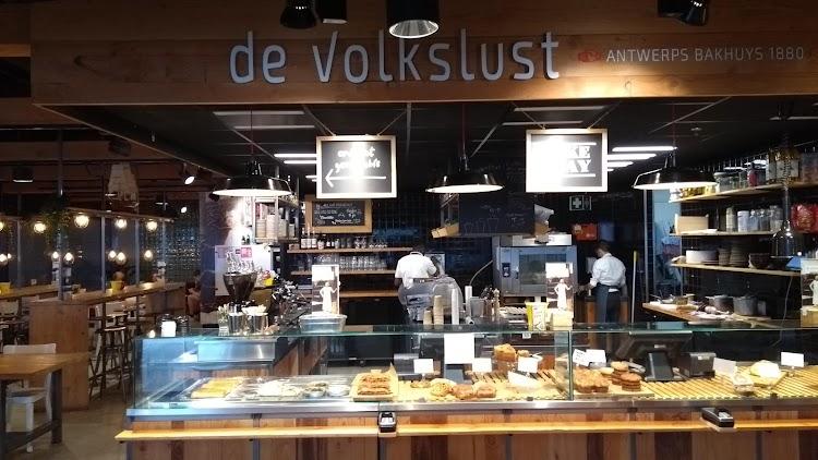De Volkslust Amsterdam Amsterdam