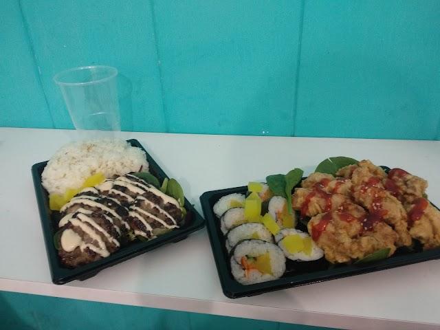 DOSIRAK comida coreana para llevar