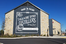 Sagamore Spirit Distillery, Baltimore, United States