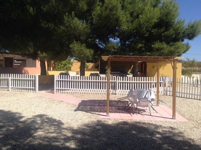 Camping El Tranquilo - Camping Pinoso - Adultos Solo - NO Children