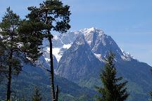 Kletterwald, Garmisch-Partenkirchen, Germany