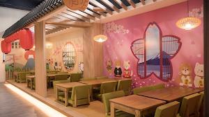 #宏野不二村 宏野食堂 葷食 遊戲空間 包場聚會