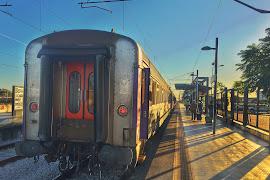 Железнодорожная станция  Evora