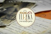 EUREKA Escape Game, Villefranche-sur-Saone, France