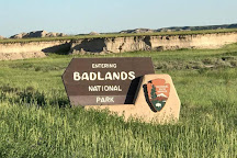 Ben Reifel Visitor Center, Badlands National Park, United States