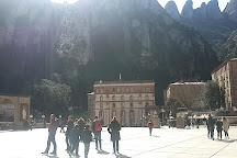 Santa Cueva de Montserrat, Montserrat, Spain