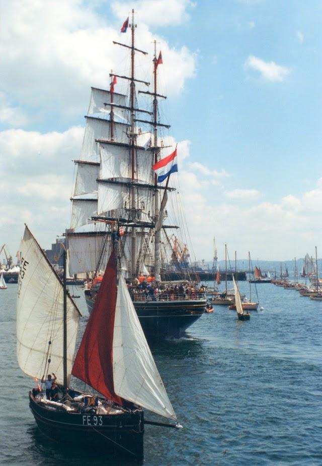 Brest Marée
