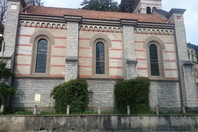 The Anglican Church of the Ascension, Cadenabbia di Griante, Italy