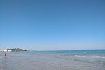 Spiaggia del Pizzomunno, Vieste, Italy