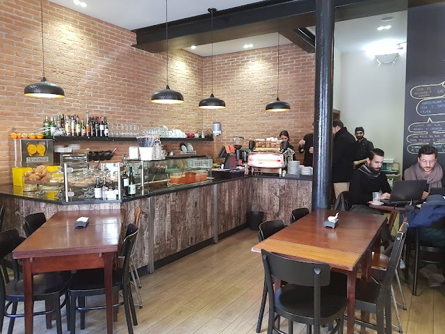 Brick Cafe Lisboa