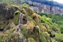 Cascade de Tufs, Baume-les-Messieurs, France