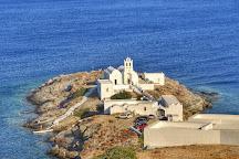 Chrisopigi Monastery, Sifnos, Greece