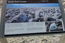 Devil's Golf Course, Death Valley National Park, United States