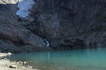 Briksdal Glacier (Briksdalbreen), Stryn, Norway