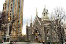 Temple Square, Salt Lake City, United States
