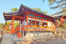 Tsukiyomi Shrine, Kagoshima, Japan