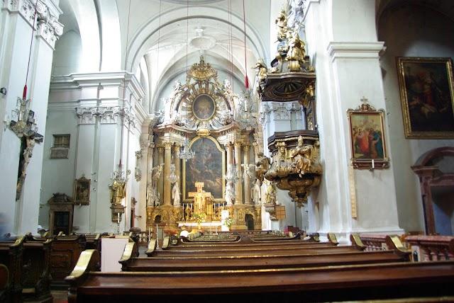 Sankt Josef - Ehemalige Karmeliterkirche