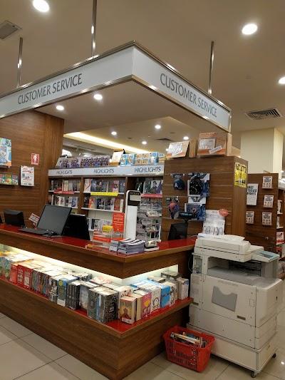 Mph Bookstore Mid Valley Megamall Kuala Lumpur Malaysia Phone