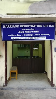 Marriage Registration Office