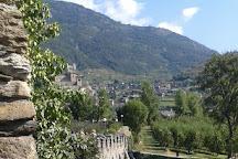 Castello Sarriod de La Tour, St. Pierre, Italy