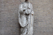 Statua dell'Abate Luigi, Rome, Italy