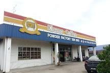 Kluang Coffee Powder Factory, Kluang, Malaysia
