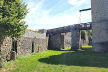 Chateau Saint Mesmin, Saint-Andre-sur-Sevre, France