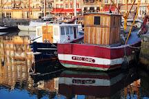 Le Vieux Bassin, Honfleur, France